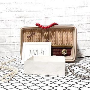 Rae Dunn Jewelry Box